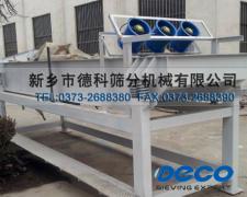 冷却输送机 水冷输送机 高温物料降温输送 焊剂降温输送 塑料降温输送